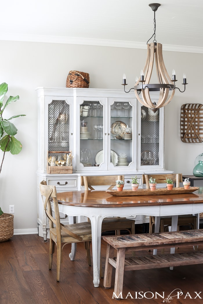 French dining room style- Maison de Pax