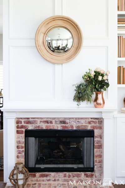 Efficient decorating ideas: mirrors as wall art. Find out which accessories are most versatile in your home! #efficiency #budgetfriendly #budgetdecor #decoratingideas #accessories #homedecor
