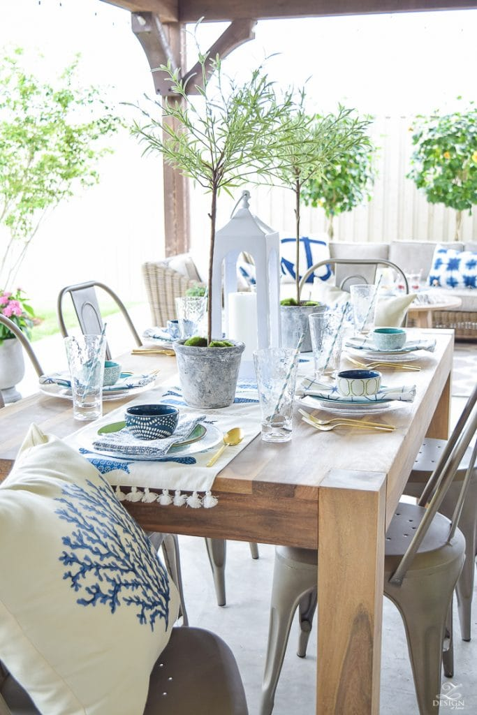 Dining Set for Summer