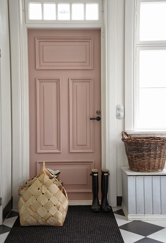 Blush can be a perfectly feminine, sophisticated neutral. Looking for the perfect blush paint? Here are some top blush paint colors to try.