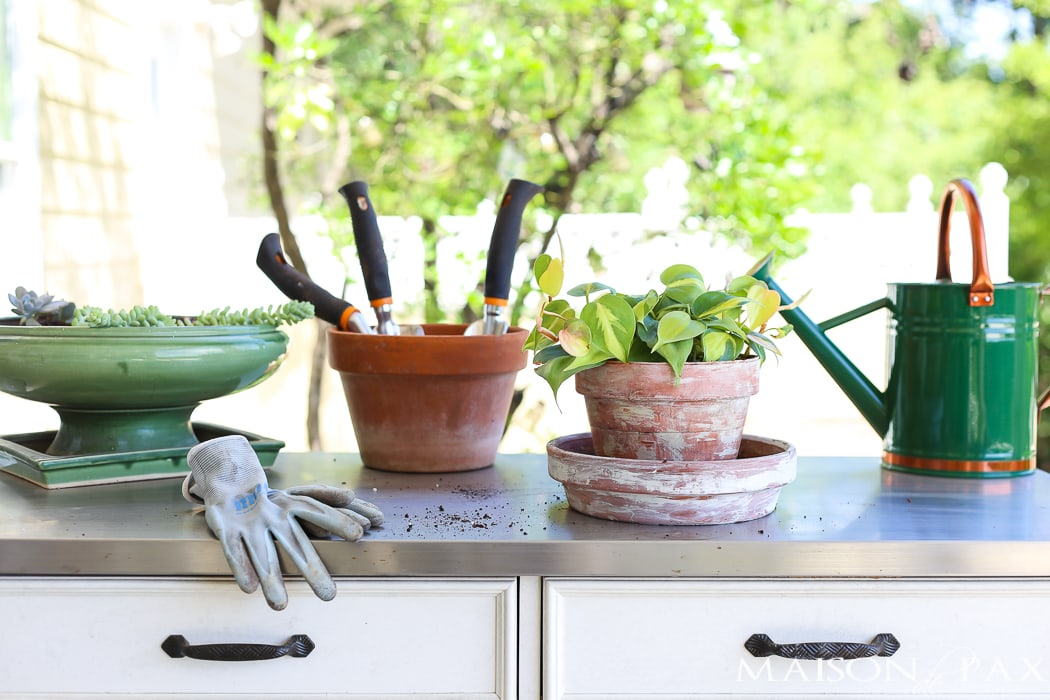 Five Best Basic Gardening Tools (available on Amazon!): Looking to develop that green thumb? You won't want to miss these useful gardening tools and products for all your gardening projects.