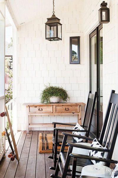 Porch Planter Ideas and Inspiration