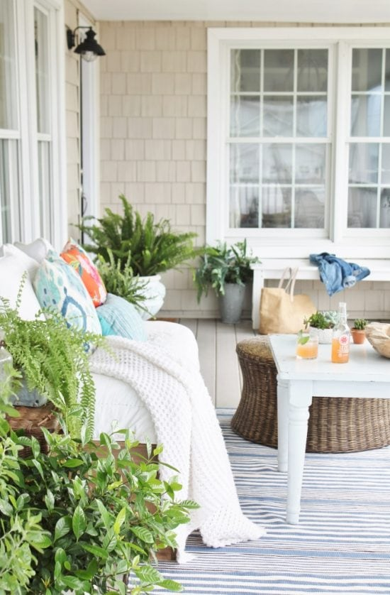 porch inspiration- Maison de Pax