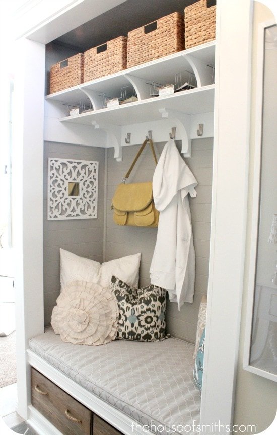 Mudroom Ideas: How To Design A Mudroom For Different Spaces   Maison De Pax