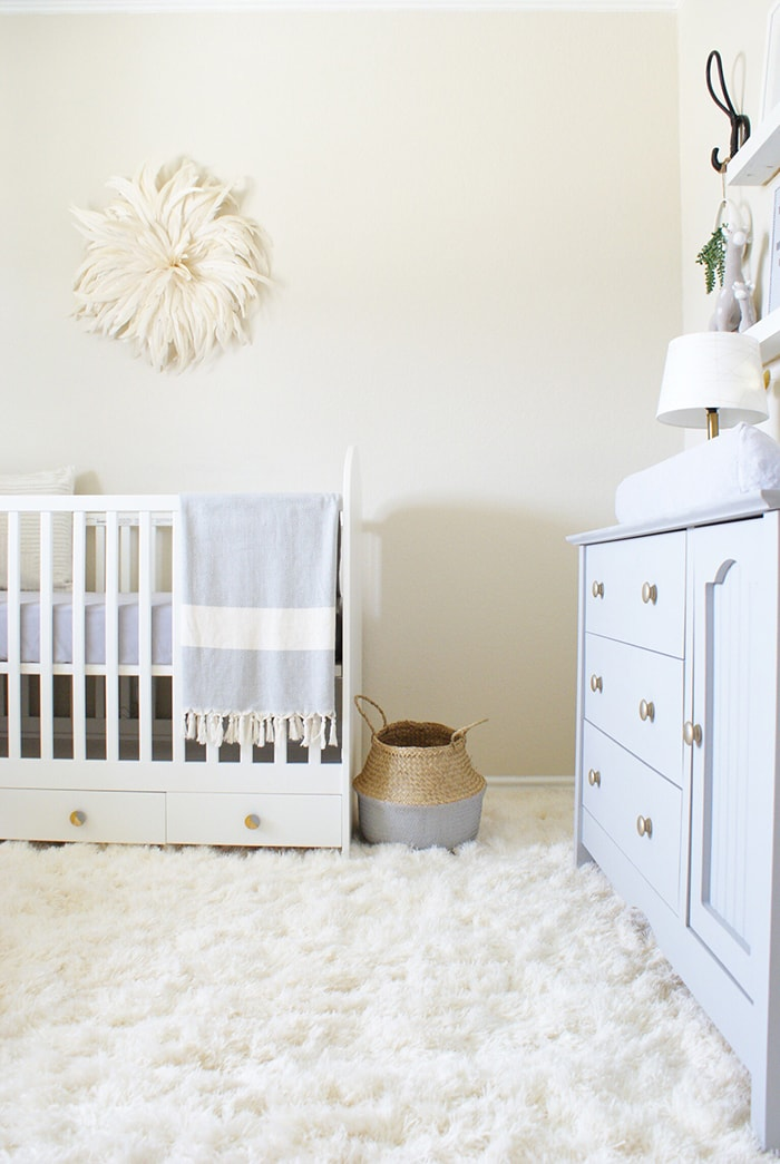 neutral nursery- Maison de Pax