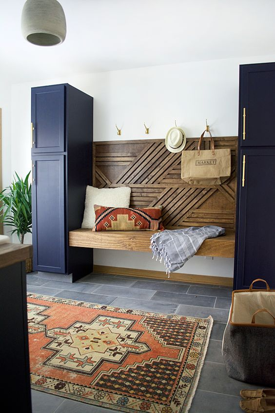 Mudroom ideas for different spaces!