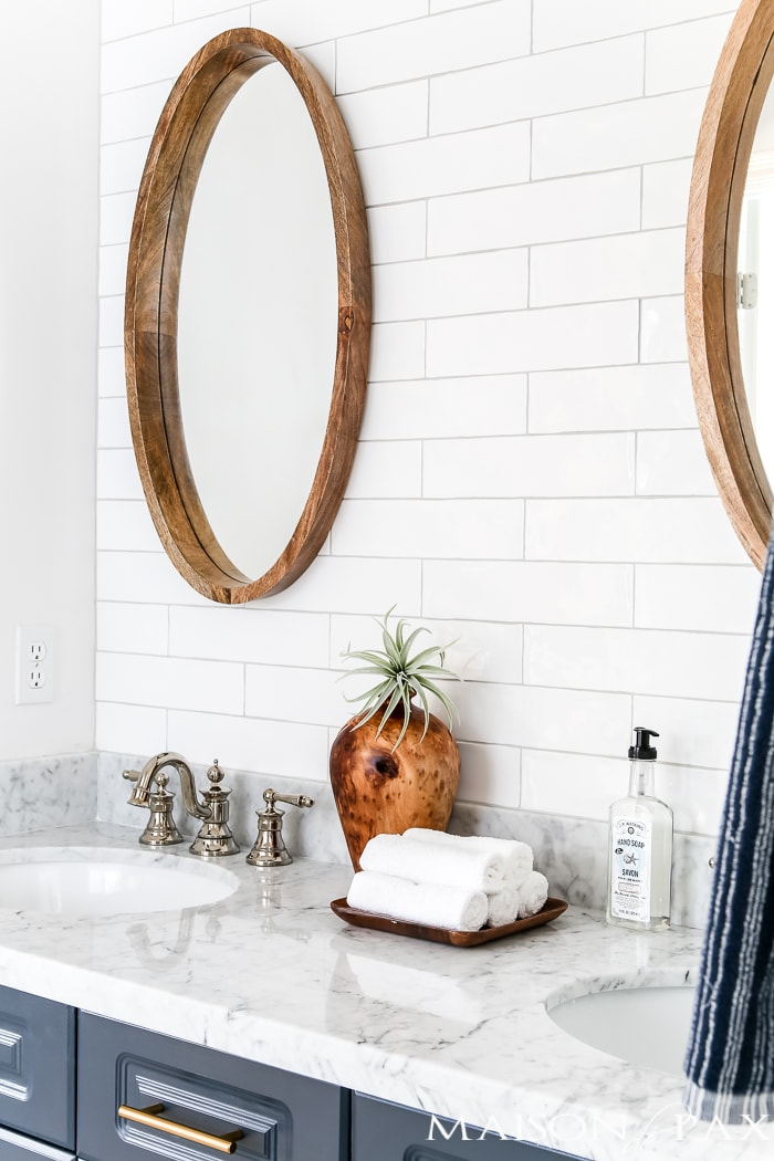 make the most of your bathroom renovation! tips for designing a bathroom with current trends yet a timeless appeal