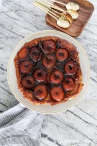 Tarte Tatin: Rustic Apple Pie