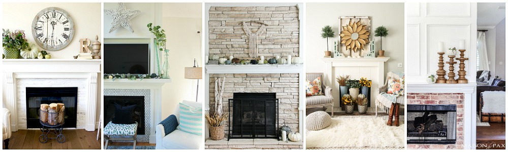 fall home blogger tour- Maison de Pax
