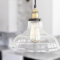 Affordable Pendant Lights and How to Convert Recessed to Pendant