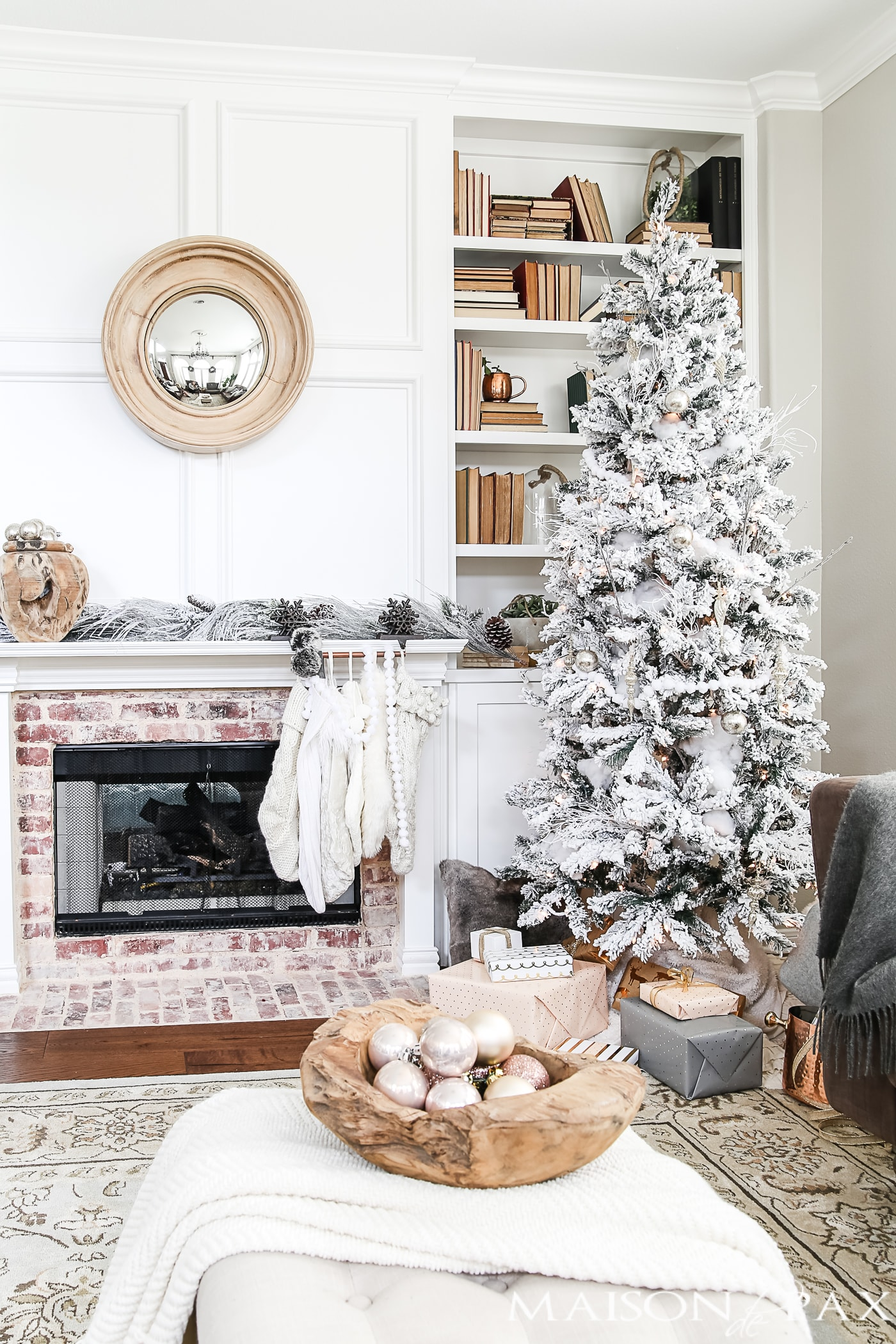 Tips for Simple, Elegant Holiday Decor - Maison de Pax