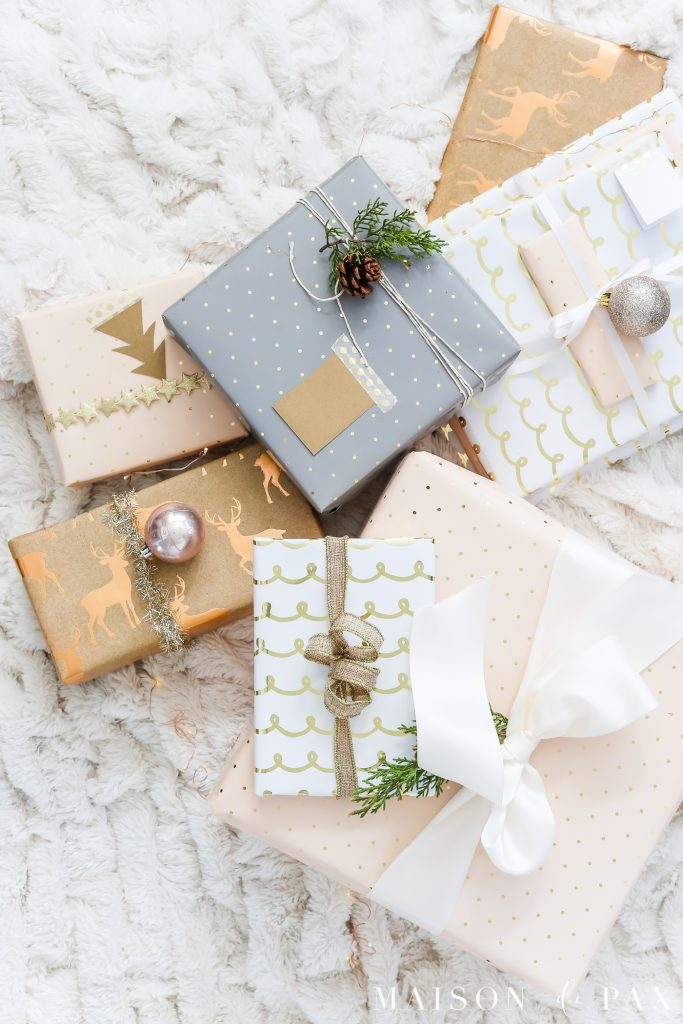 The Lazy Girl's Guide to Beautiful Gift Wrap Ideas ...