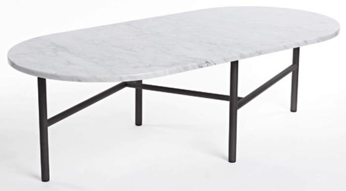 Bridge Marble Coffee Table