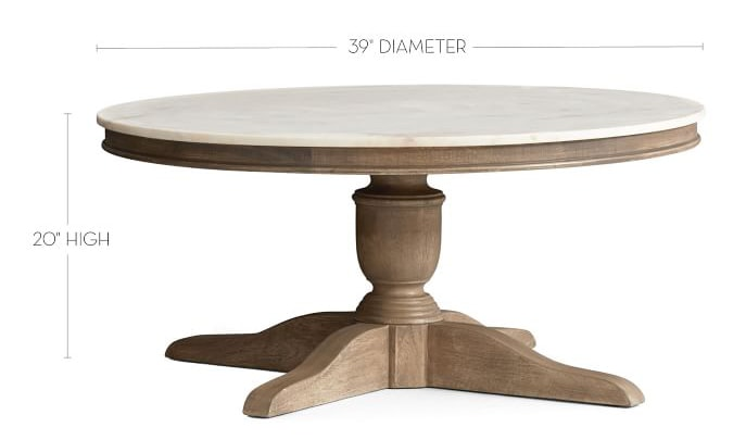 Alexandra Coffee Table