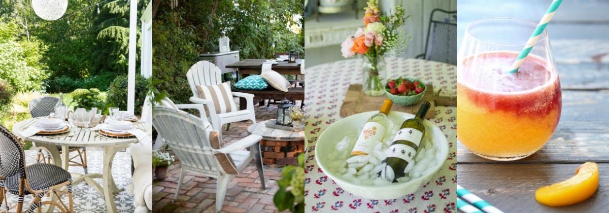 blogger summer decor series 2