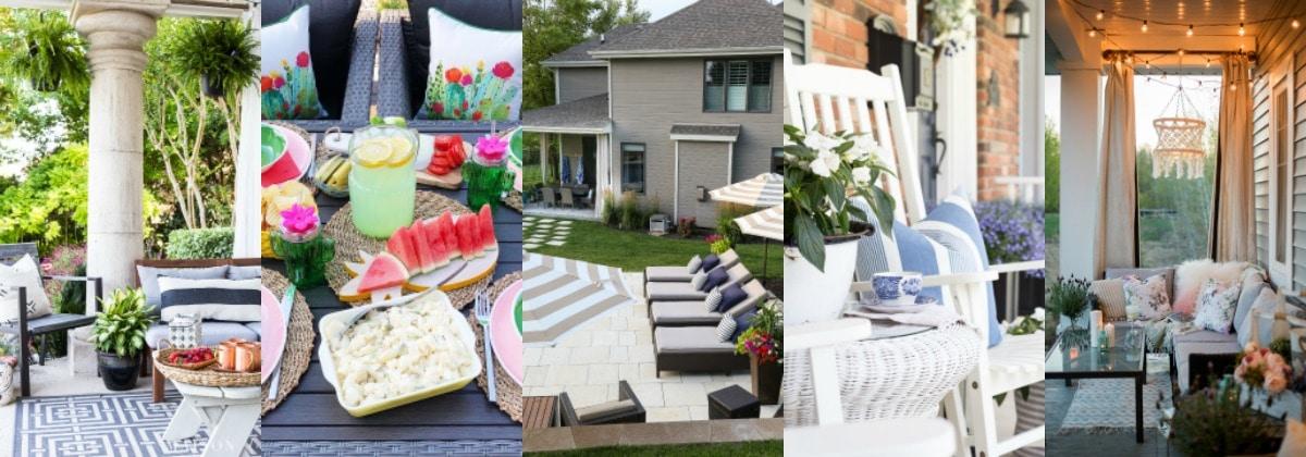 blogger summer decor series 4