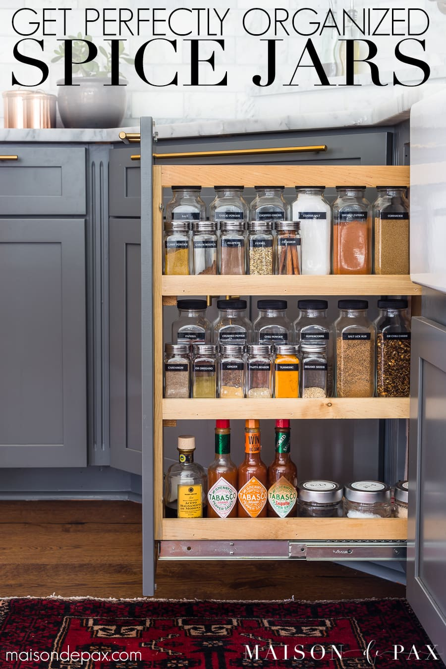 Cool Kitchen Organizing Ideas Set