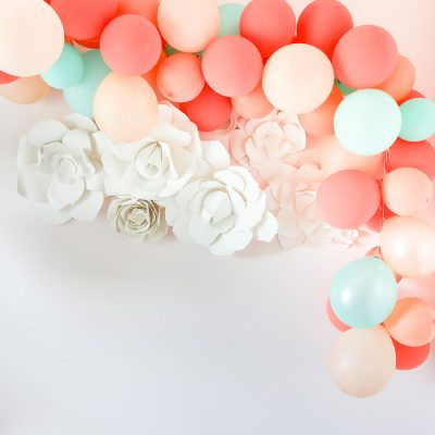 How to Make a Balloon Garland