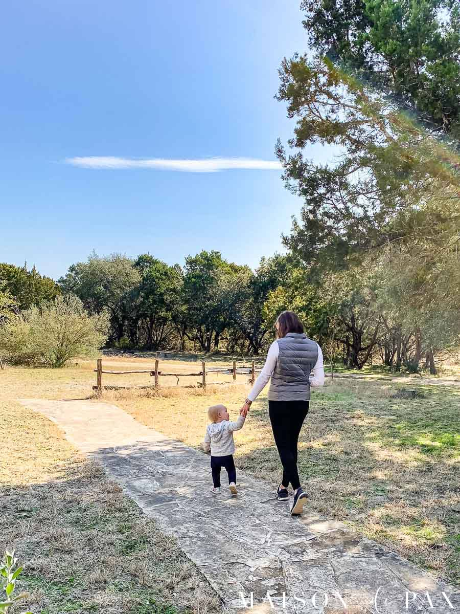 Texas hill country walk | Maison de Pax
