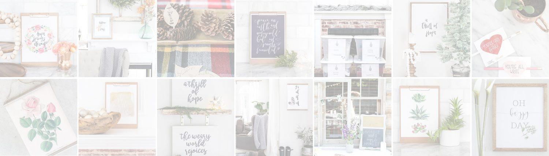 Joy To The World Free Christmas Printable Maison De Pax