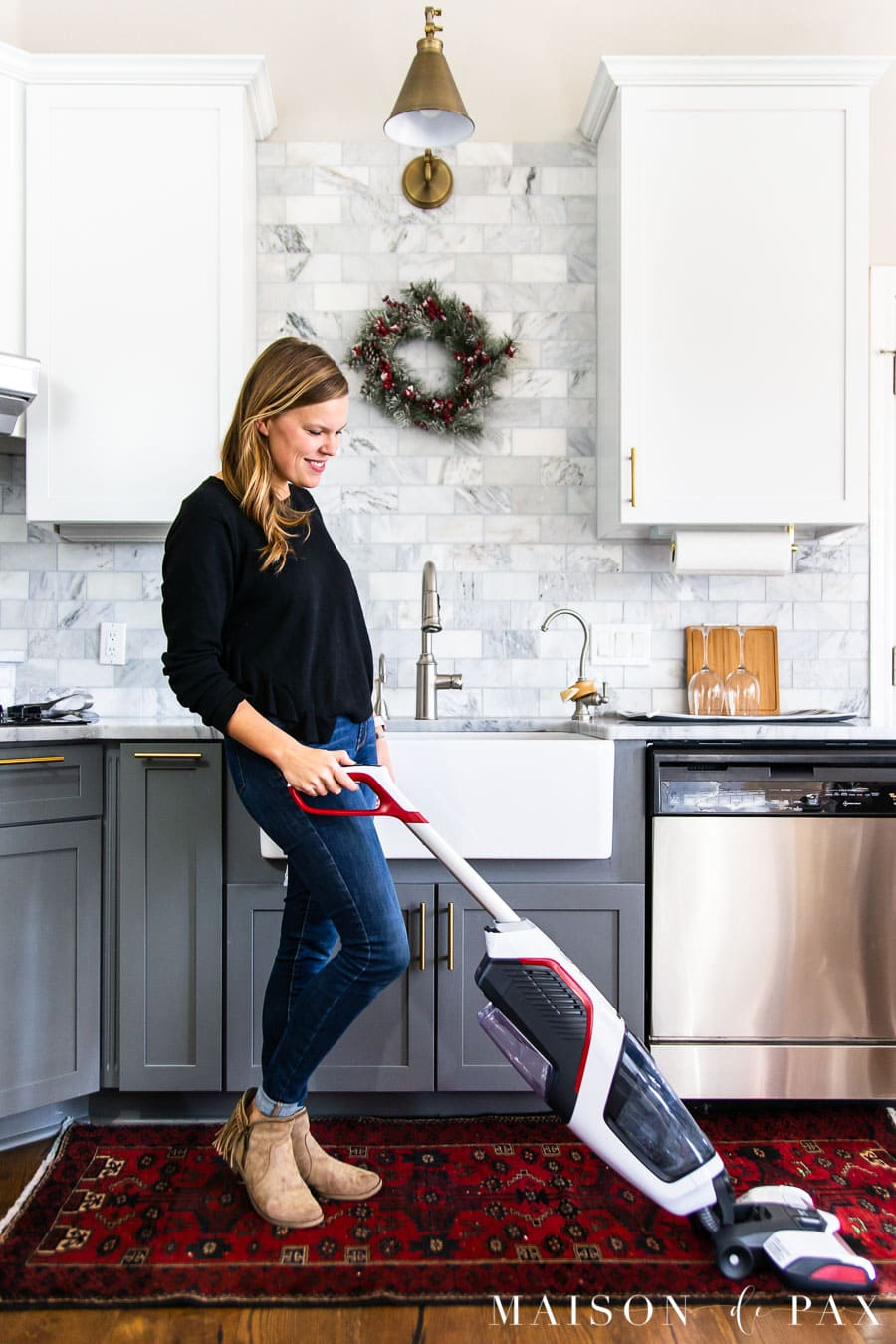 Cleaning Hacks To Get Your Home Holiday Ready Maison De Pax
