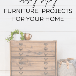 easy diy furniture project for your home | Maison de Pax