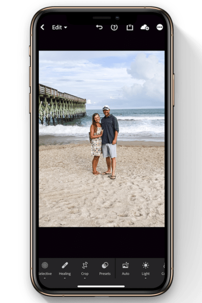 lightroom mobile editing tutorial-how to use presets and other tips