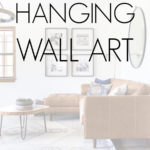 5 common mistakes when hanging wall art