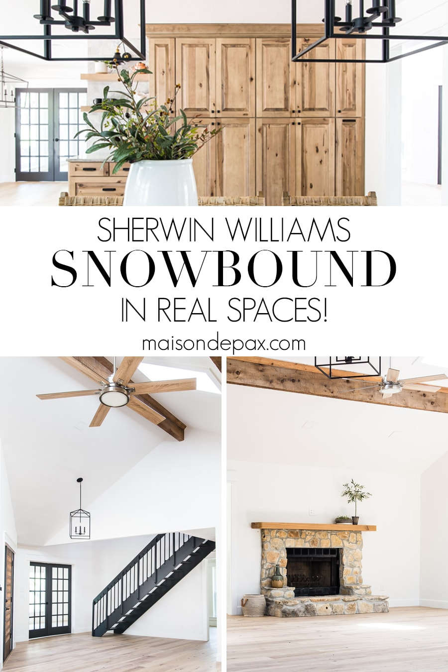 SW Snowbound in real spaces!