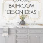 classic bathroom design ideas