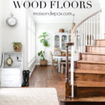 room with overlay: pros + cons of engineered wood floors